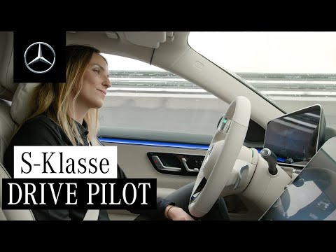 S-Class | Conditionally Automated Driving with the DRIVE PILOT