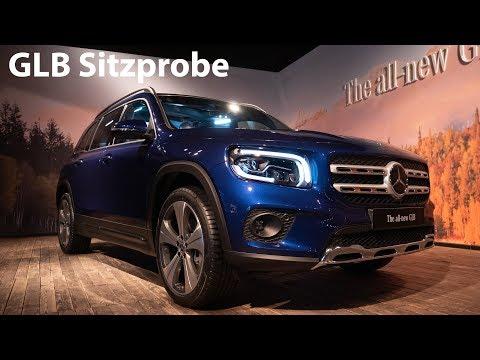 Mercedes-Benz GLB: Neue Infos zu PHEV / EQB und Sitzprobe mit Larissa - Autophorie