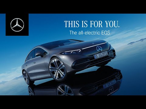 The New EQS by Mercedes-EQ – The Arrival