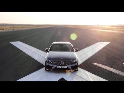 The new C-Class Coupé – Trailer - Mercedes-Benz original