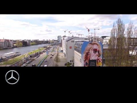 Berlin wird erwachsen – Mercedes-Benz Mural Making-of