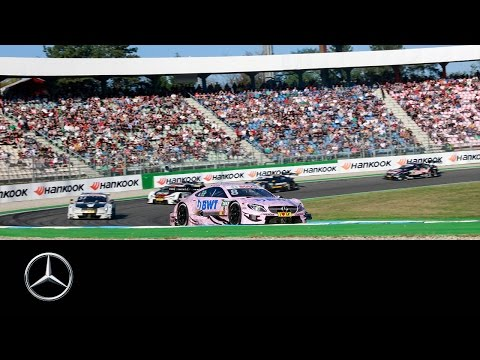DTM 2016 - Hockenheim II - Race 2 – Mercedes-Benz original