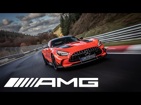 Record Lap – Mercedes-AMG GT Black Series on the Nürburgring Nordschleife