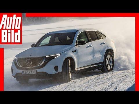 Mercedes-Benz EQC (2019) Mitfahrt / Fahrbericht / Review / Details