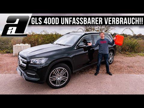 ÜBER 1700km mit EINEM Tank im Mercedes GLS 400d?! | HYPERMILING
