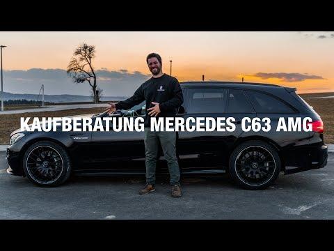 Kaufberatung Mercedes C63 AMG