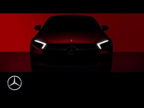 The brand-new Mercedes-Benz CLS (2018)   Teaser   Exterior Design