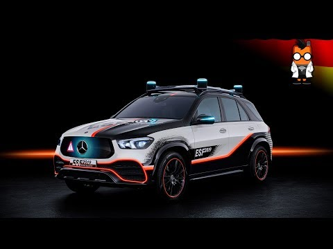 Mercedes Benz ESF 2019 - Zwischen Showcar und Entwicklungstool
