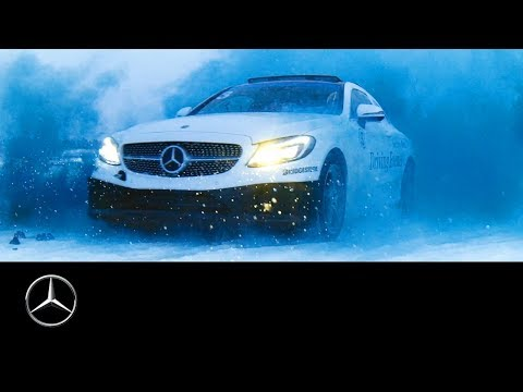 Ice Drift Challenge with Supercars of London | Best of Benz