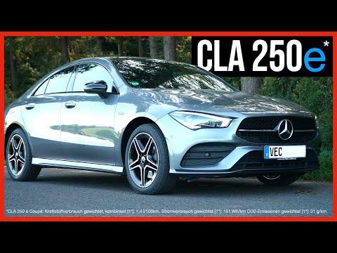 Mercedes CLA Hybrid: 5 Fakten