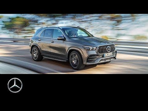 Mercedes-AMG GLE 53 4MATIC+ (2019): World Premiere   Trailer