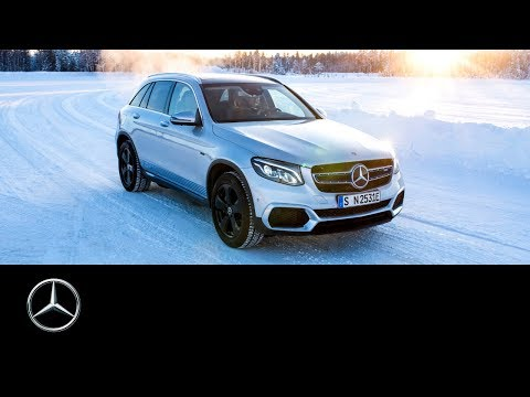 Mercedes-Benz GLC F-CELL: On the road to emission-free driving