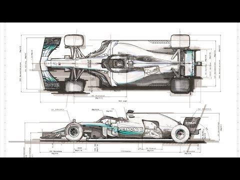 How is a Formula One Car Born?