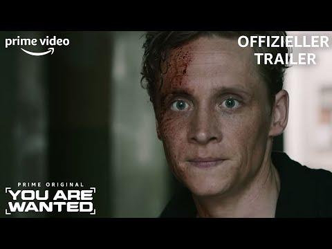 You Are Wanted   Offizieller Trailer   Prime Video DE