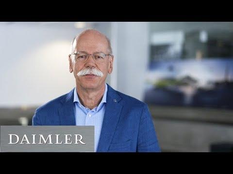 PROJEKT ZUKUNFT: Daimler stellt sich für die Zukunft neu auf