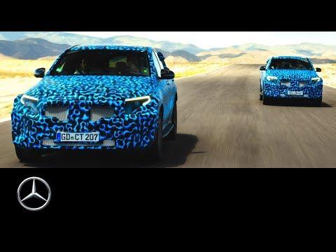 Mercedes-Benz EQC 2019: Extreme testing | Teaser