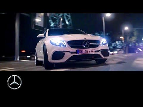 Mercedes-AMG E-Class: Joyride Netherlands
