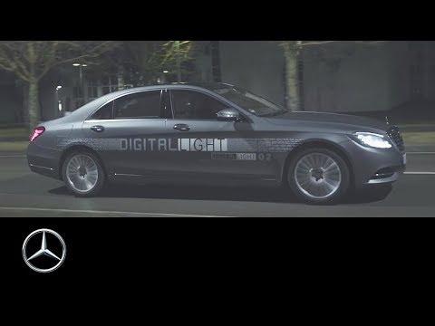 Mercedes-Benz DIGITAL LIGHT: A Light for the Future | Bernd Mayländer