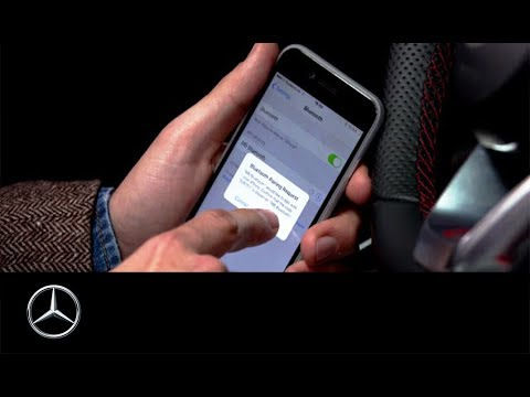 Mercedes-Benz Voice Control - How to get
