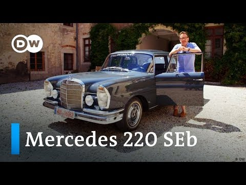 Innovationswunder 1959 - Mercedes 220 SEb | Motor mobil