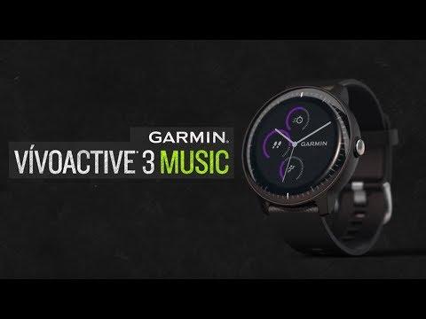 vívoactive® 3 Music - mit integriertem Musikplayer