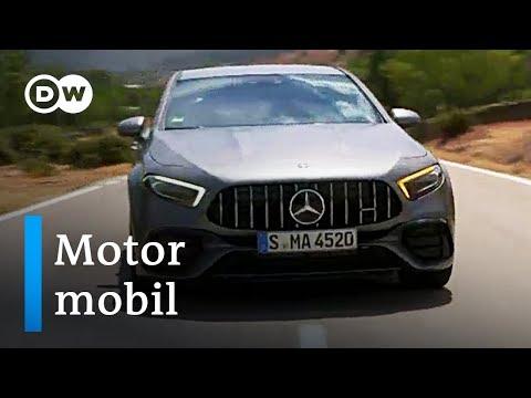 Kraftprotz: Mercedes AMG A45 S 4Matic+ | Motor mobil