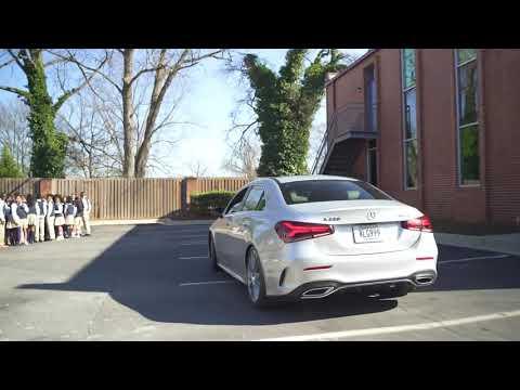 Mercedes Benz - Ludacris Surprises Ron Clark Academy Students with Super Bowl Tickets
