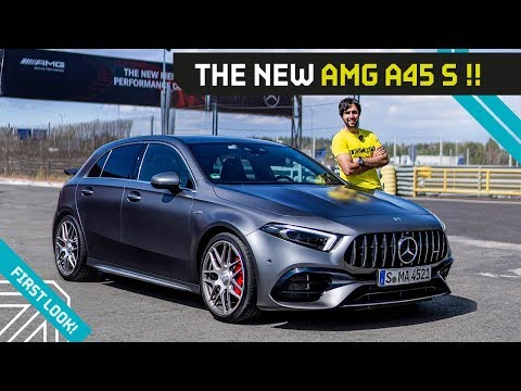 Should you Buy The New A45 S?? First look with Mr AMG!