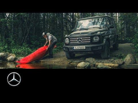 Mercedes-Benz G-Class (2018): Exploring Finland's Wild Taiga with Konsta Punkka | Vlog 1