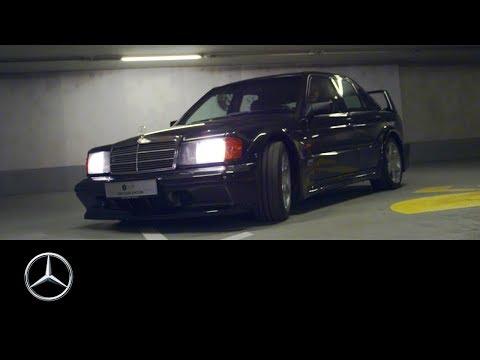 Mercedes-Benz 190 E 2.5-16 EVO 2: Parkplatzsuche | ALL TIME STARS