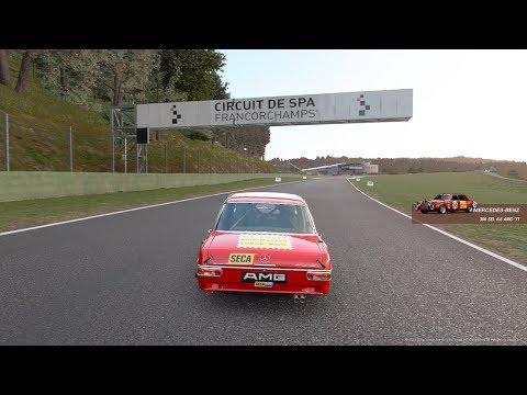 Gran Turismo Sport | Mercedes-Benz 300 SEL 6.8 AMG 1971 ( Gr.X )