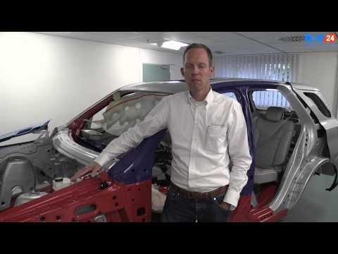 Sicherheit im Automobil-Bau: Was ist passive / aktive Sicherheit?
