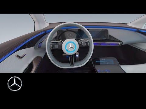 "360° video ""Concept EQ"" – World Premiere at Paris Motor Show 2016 – Mercedes-Benz Original"