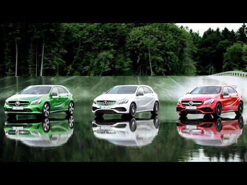Mercedes-Benz A-Class 2015 | Trailer