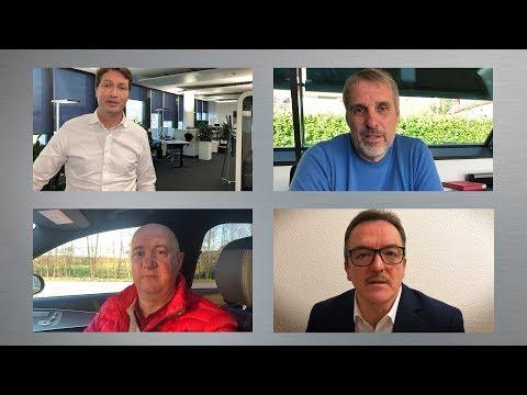 COVID-19-Pandemie: Statements zu Kurzarbeit bei Daimler