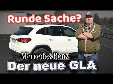 Der neue Mercedes-Benz GLA - Eine runde Sache?