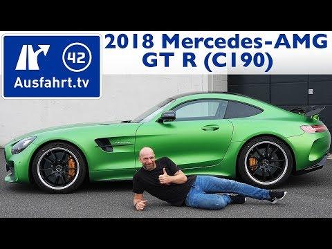 2018 Mercedes-AMG GT R (C190) - Kaufberatung, Test, Review