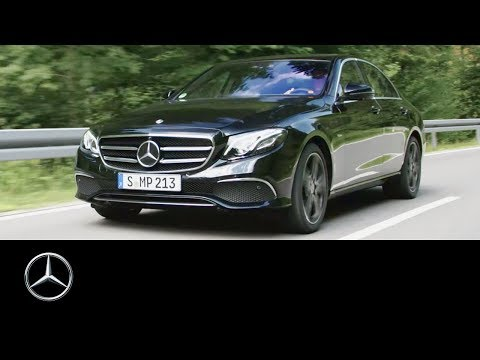 Mercedes-Benz E-Class (2018): Driving Features | Presented by Dave Erickson