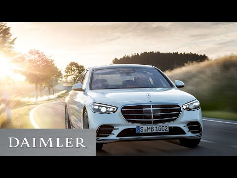 Mercedes-Benz presents the world premiere of the new S-Class