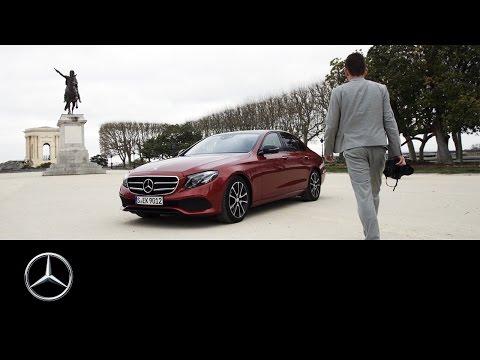 Guest feature: With the E-Class from Lisbon to Stuttgart – Mercedes-Benz original