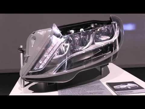 Sicherheit im Automobil-Bau: LED Scheinwerfer / LED Rückleuchten