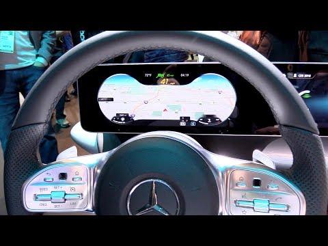 MBUX - Neues Infotainment von Mercedes-Benz ausführlich erklärt