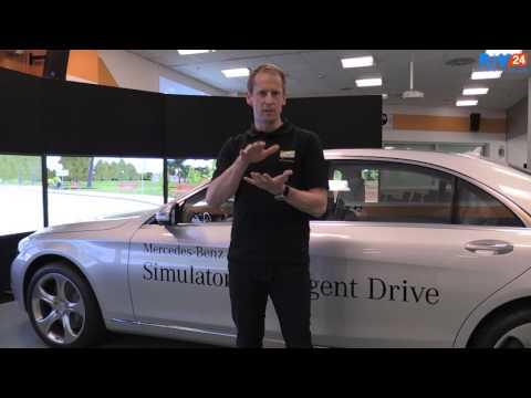 Sicherheit im Automobil-Bau: Fahrsimulatoren / Fahrsimulation!