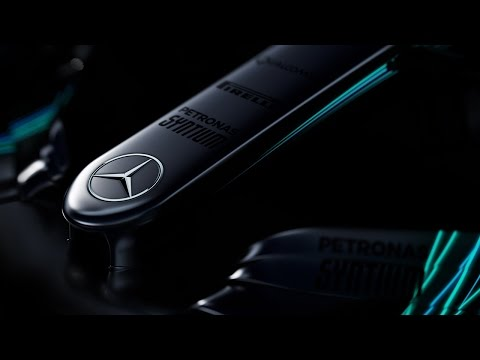 360° F1 Reveal 2017: See the New Mercedes-AMG W08 EQ Power+!