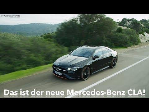 CES 2019 Mercedes-Benz CLA C118 Weltpremiere Fakten News erster Eindruck Vorstellung Voice over Cars