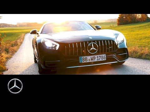 Mercedes-AMG GT S: Road Trip Europe