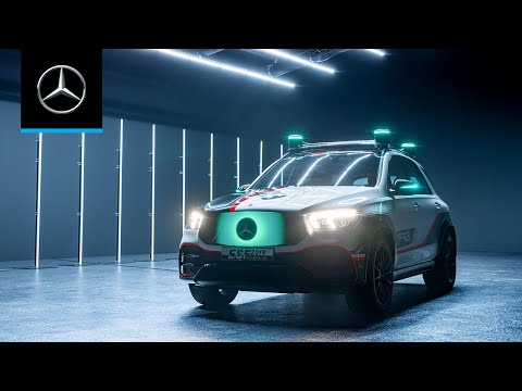 How the Mercedes-Benz ESF (2019) Makes Traffic Safer