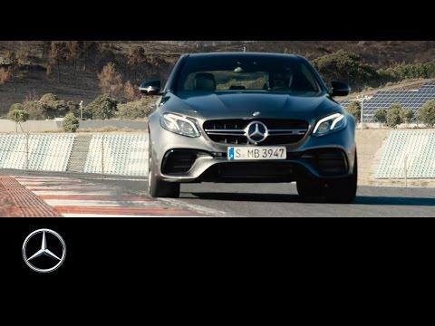 The new Mercedes-AMG E 63 S 4MATIC+ – Mercedes-Benz original