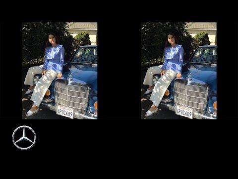 #MBClassicSquad x Lisa Says Gah – Mercedes-Benz original