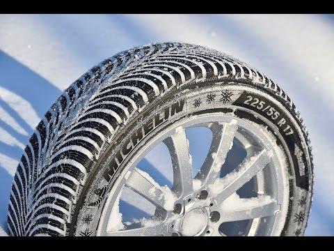 Sicher durch den Winter – mit Armin Schwarz und Michelin: Infos auf der Reifenflanke